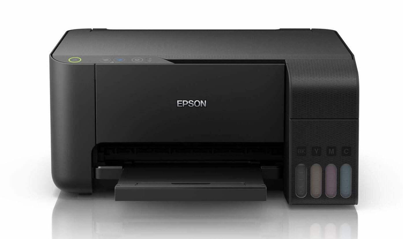 Epson EcoTank L3150 Ink Tank Printer Review 2019