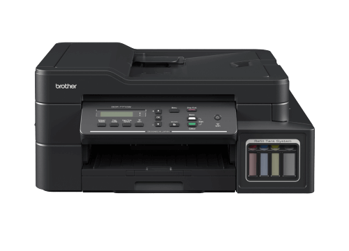 DCP-T710W Printer review